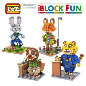 iBlock Fun 4 Styles Zootopia
