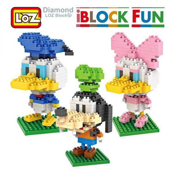 iBlock Fun Donald Daisy Soar