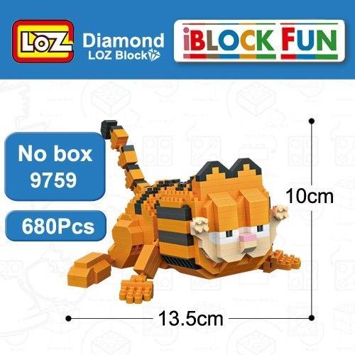 product image 728687455 - LOZ™ MINI BLOCKS
