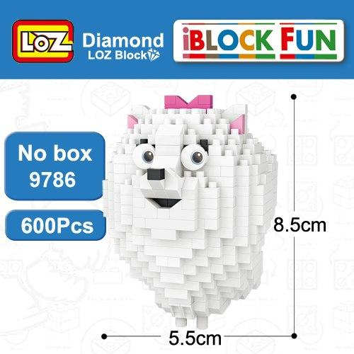 product image 728687463 - LOZ™ MINI BLOCKS