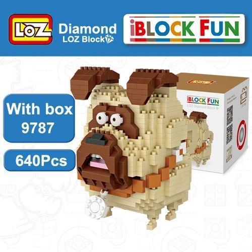 product image 728687469 - LOZ™ MINI BLOCKS