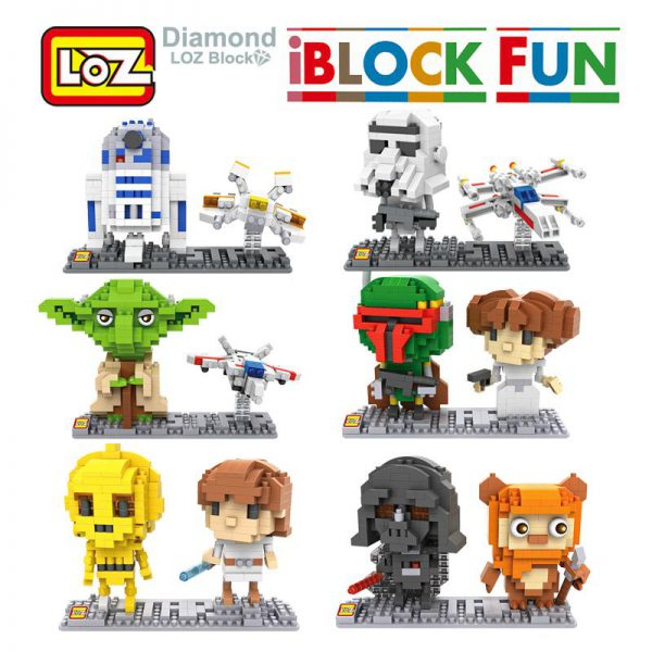 iBlock Fun Star Wars