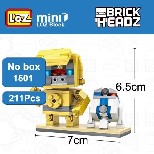 product image 792059910 - LOZ™ MINI BLOCKS