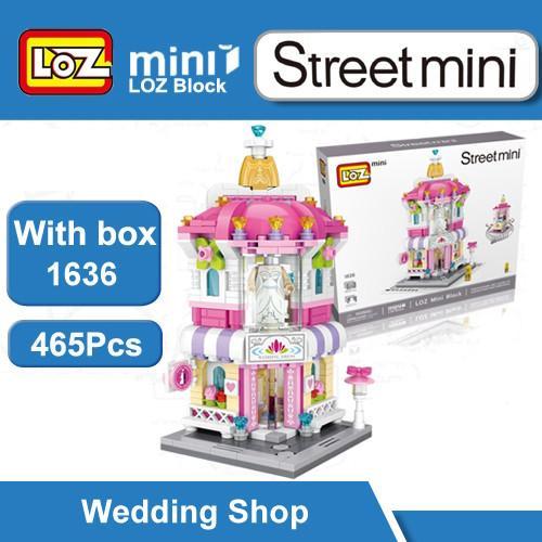product image 815332256 - LOZ™ MINI BLOCKS
