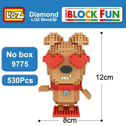 product image 815339230 - LOZ™ MINI BLOCKS