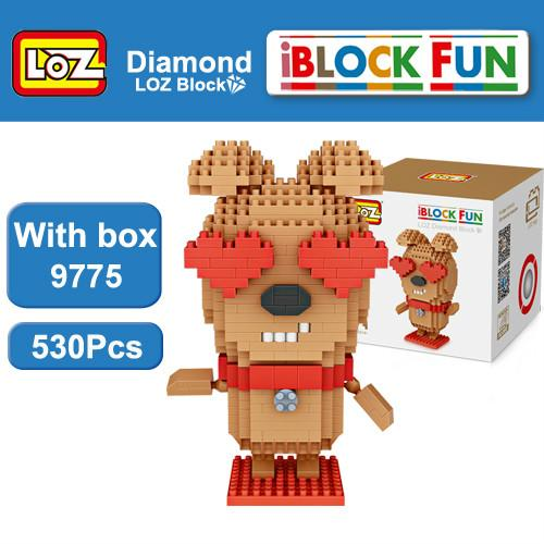 product image 815339234 - LOZ™ MINI BLOCKS