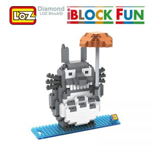 iblock fun LOZ totoro