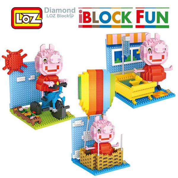product image 815340118 - LOZ™ MINI BLOCKS