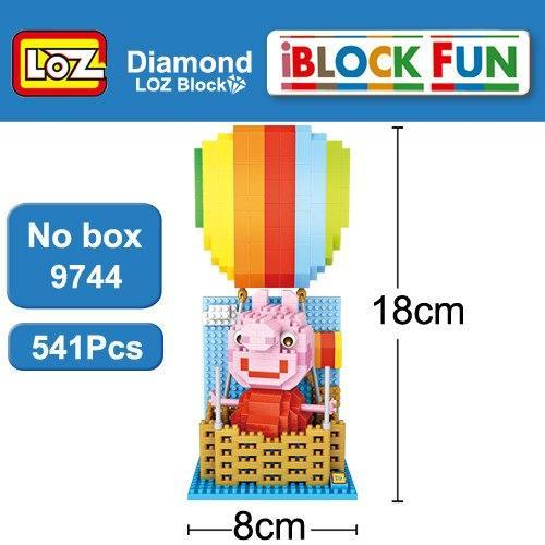 product image 815340124 - LOZ™ MINI BLOCKS