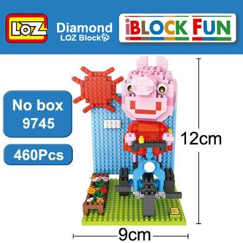 product image 815340125 - LOZ™ MINI BLOCKS