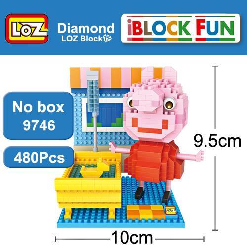 product image 815340126 - LOZ™ MINI BLOCKS
