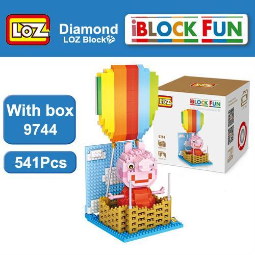 product image 815340127 - LOZ™ MINI BLOCKS