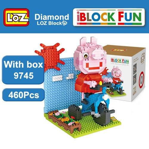 product image 815340128 - LOZ™ MINI BLOCKS