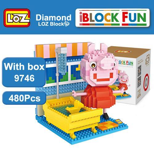 product image 815340129 - LOZ™ MINI BLOCKS