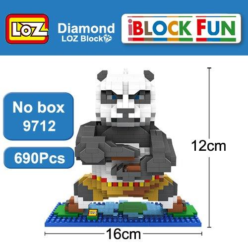 product image 815340161 - LOZ™ MINI BLOCKS