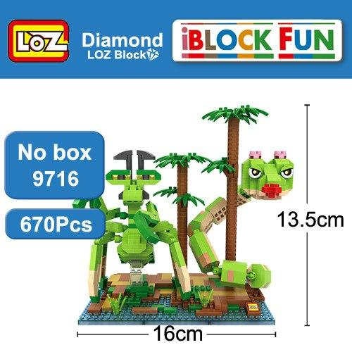 product image 815340165 - LOZ™ MINI BLOCKS