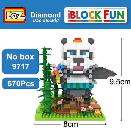product image 815340166 - LOZ™ MINI BLOCKS
