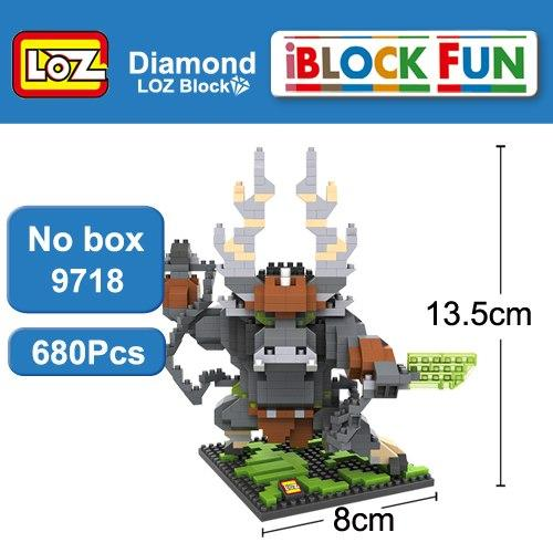 product image 815340167 - LOZ™ MINI BLOCKS