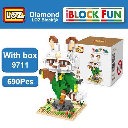 product image 815340168 - LOZ™ MINI BLOCKS