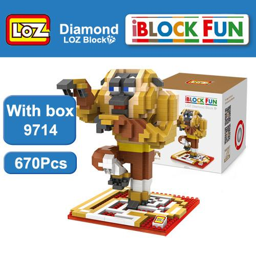product image 815340171 - LOZ™ MINI BLOCKS