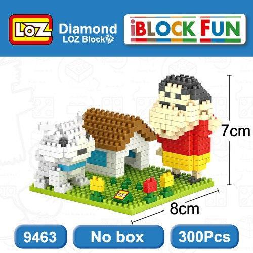 product image 815341441 - LOZ™ MINI BLOCKS
