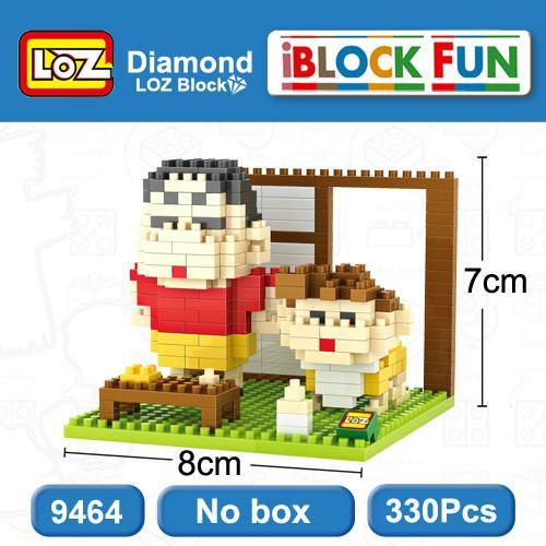 product image 815341445 - LOZ™ MINI BLOCKS