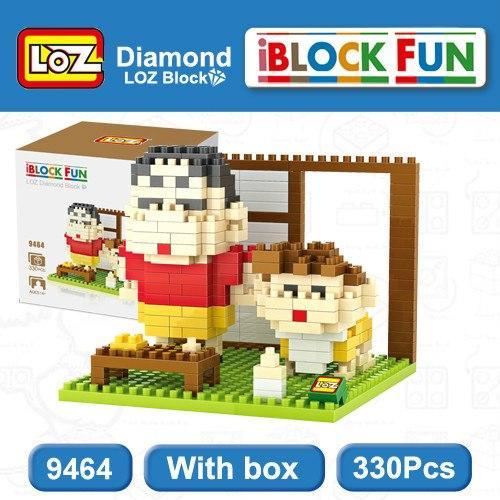 product image 815341447 - LOZ™ MINI BLOCKS