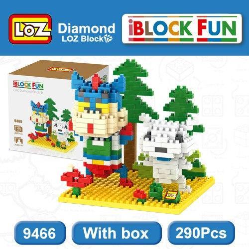product image 815341455 - LOZ™ MINI BLOCKS