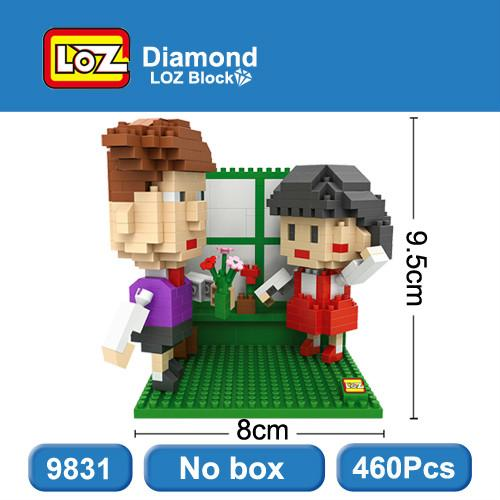 product image 815342344 - LOZ™ MINI BLOCKS