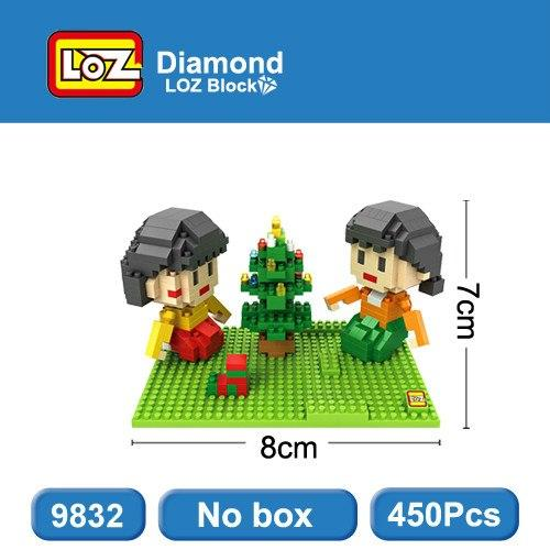 product image 815342345 - LOZ™ MINI BLOCKS