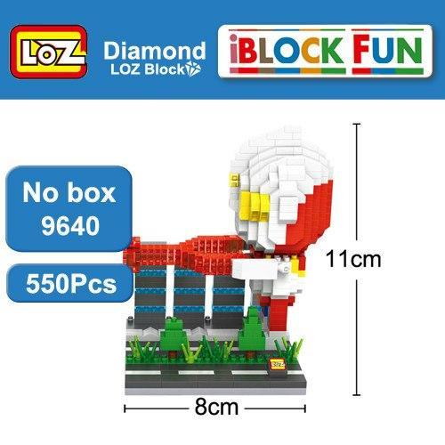 product image 815342370 - LOZ™ MINI BLOCKS