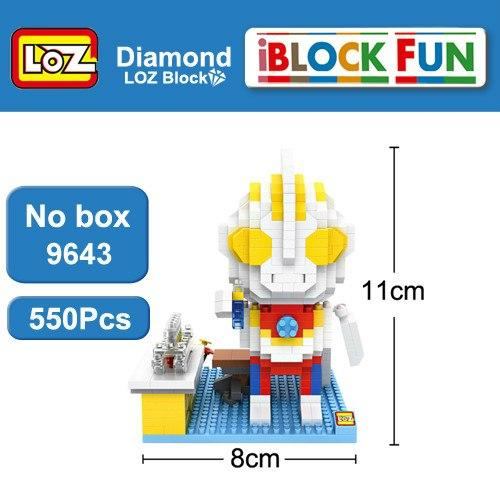 product image 815342372 - LOZ™ MINI BLOCKS