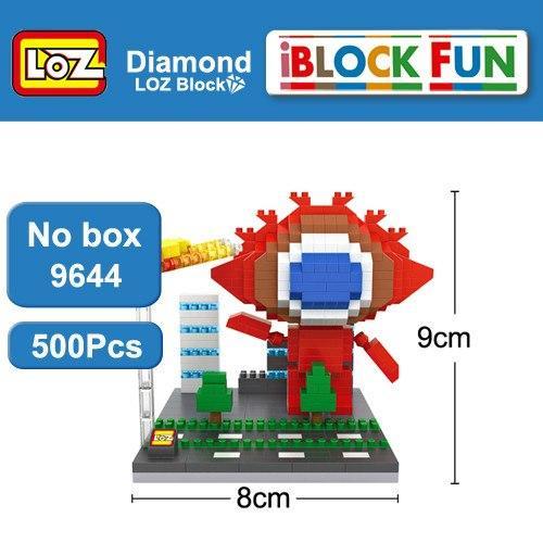 product image 815342373 - LOZ™ MINI BLOCKS