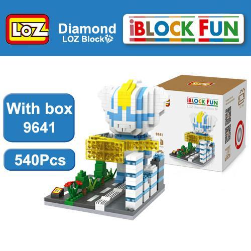 product image 815342376 - LOZ™ MINI BLOCKS
