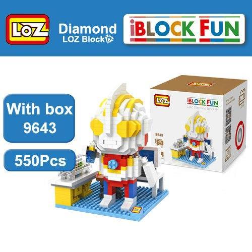 product image 815342380 - LOZ™ MINI BLOCKS