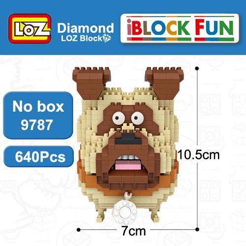 product image 815342832 - LOZ™ MINI BLOCKS