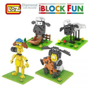 iBlock Fun Shaun the Sheep