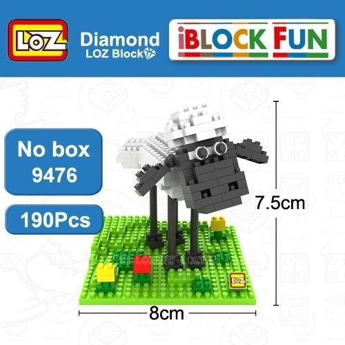 product image 815343978 - LOZ™ MINI BLOCKS