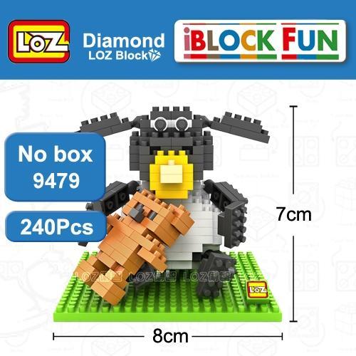 product image 815343980 - LOZ™ MINI BLOCKS