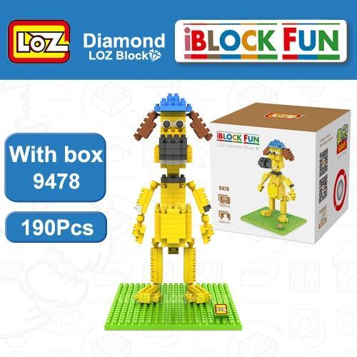 product image 815343983 - LOZ™ MINI BLOCKS