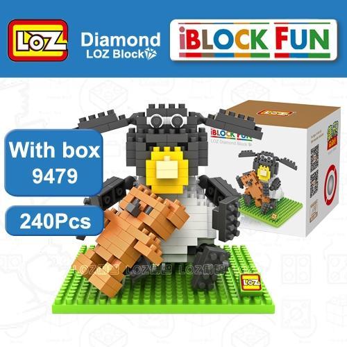 product image 815343984 - LOZ™ MINI BLOCKS