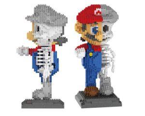 LOZ 7807 Super Mario Creator Magic Blocks 1686Pcs