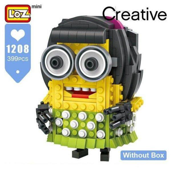 LOZ Mini Blocks Minion Characters Official LOZ BLOCKS STORE