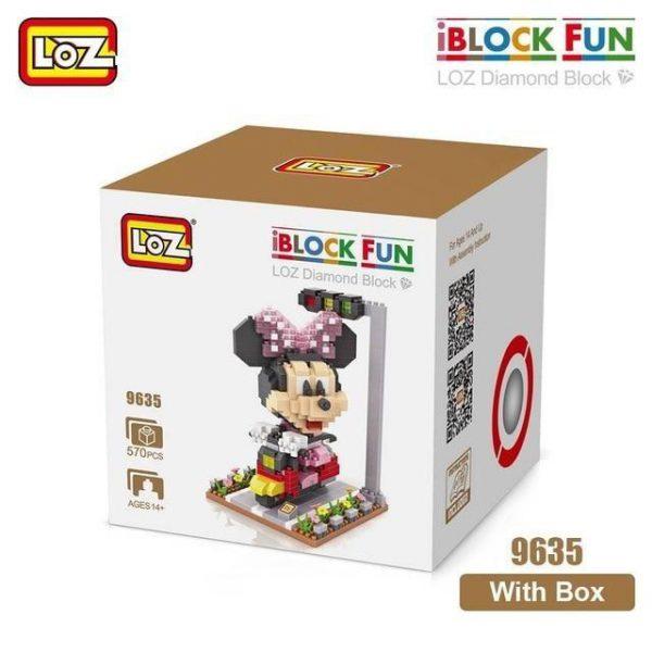 LOZ Diamond Blocks Cute Cartoon Animal Official LOZ BLOCKS STORE