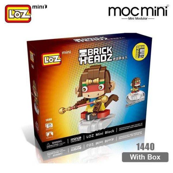 LOZ Mini Blocks Anime & Movie Characters Official LOZ BLOCKS STORE