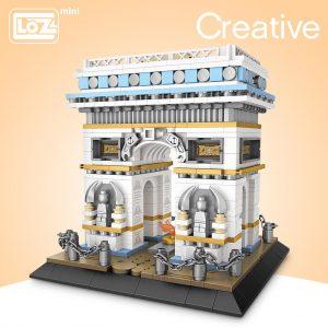 LOZ Mini Block Mini Street City Official LOZ BLOCKS STORE