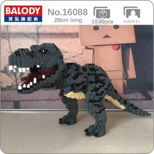 Balody 16088 Animal Tyrannosaurus Rex Monster Official LOZ BLOCKS STORE