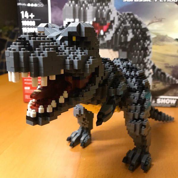Balody 16088 Animal Tyrannosaurus Rex Monster Official LOZ BLOCKS STORE