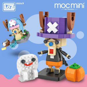 LOZ Mini Blocks Cartoon Deer Official LOZ BLOCKS STORE