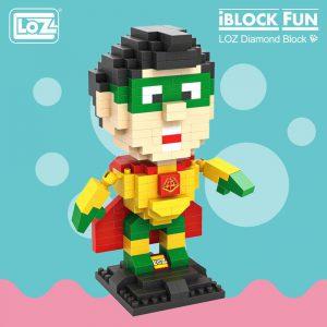 LOZ Diamond Blocks Pancake Man Official LOZ BLOCKS STORE
